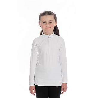 Horseware Kids Sara Competition Shirt LS