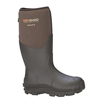 Dryshod Mens Overland Hi Boots