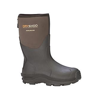 Dryshod Mens Overland Mid Boots