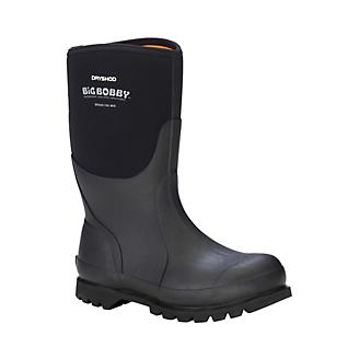 Dryshod Mens Big Bobby Mid Boots
