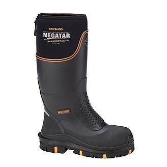 Dryshod Mens Megatar Work Boots