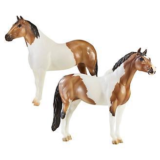 Breyer The Gangstars Tony Da Pony and Bugsy Malone