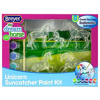 Breyer Stablemate Suncatcher Unicorn Set