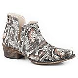 Roper Ladies Ava Faux Snake Boots