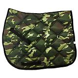 Lettia Embroidered Camo All Purpose Saddle Pad