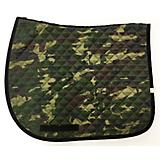 Lettia Embroidered Camo Baby Pad Saddle Liner