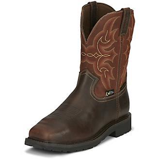Justin Mens Ricochet WP Comp Boots