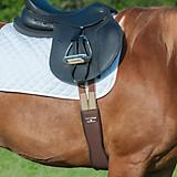 Cashel FeatherFlex Shaped Jump Girth