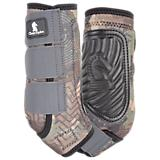 Classic Equine Pattern Front Boots