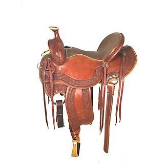 Colorado Saddlery Aspen Colorado Rancher Saddle