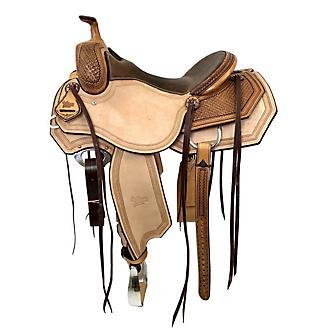 Colorado Saddlery Team Penning/Ranch Saddle