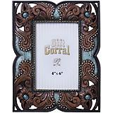 Leather Look 4x6 Photo Frame