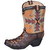 Aztec Cowboy Boot Bank