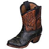 Western Boot Figurine