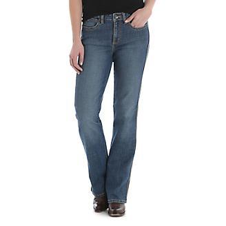 Wrangler Ladies Aura Slimming Jeans