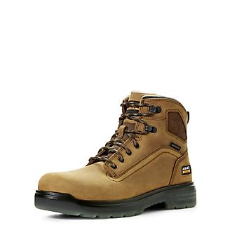Ariat Mens Turbo 6in H2O Comp Boots