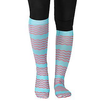 TuffRider Coolmax Printed Boot Socks