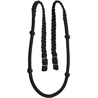 Mustang Cable Knotted Nylon Rein