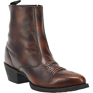 Laredo Mens Fletcher Round Toe Boots