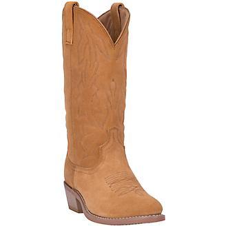 Laredo Mens Drew Round Toe Boots