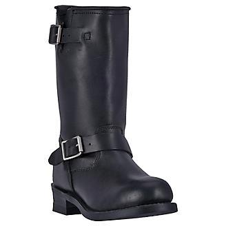 Dingo Mens Rob Round Toe Work Boots