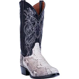 Dan Post Mens Manning Rnd Toe Boots