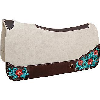 Reinsman APEX Limited Edition Floral Saddle Pad