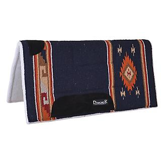 Diamond R Square Fleece Lined Pad
