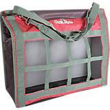 Classic Equine Cranberry Top Load Hay Bag