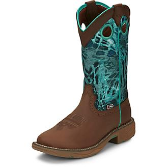 Justin Ladies Gypsy Typhoon Boots