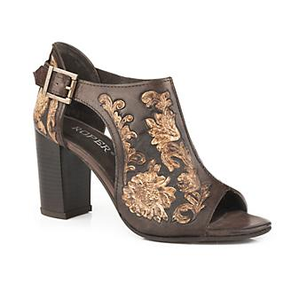 Roper Ladies Floral Open Toe Sandals