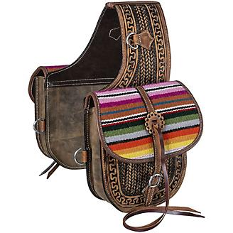 Tough1 Serape Saddle Bag