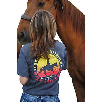 Wild and Free Adult T-Shirt