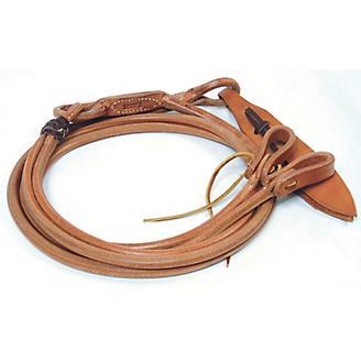 Pro Choice Schutz Pony Harness Leather Romal Reins