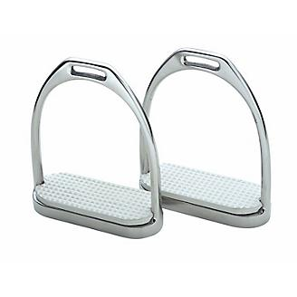 Shires Stainless Steel Fillis Stirrup Irons