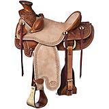 Silver Royal El Reno Wade Saddle