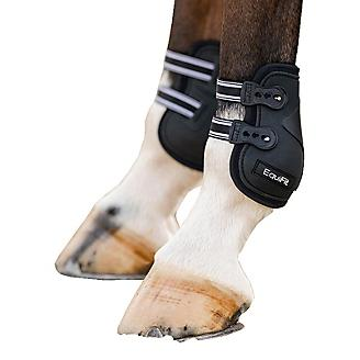 EquiFit Prolete Hind Boots with Elastic Strap