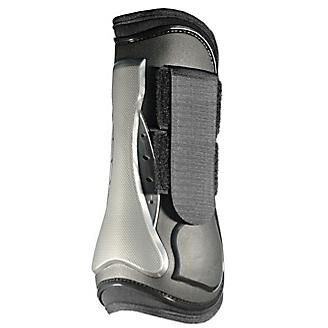 Air-Shock Velcro Open Front Boots