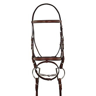HK Americana Event Bridle w Flash and Reins