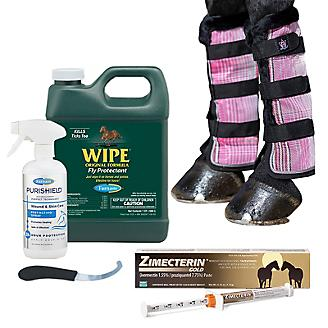 Full Spectrum Pest and Parasite Protection Kit