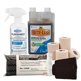 Bandaging and Ulcer-Free Pain Management Kit