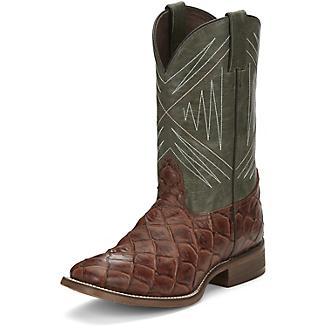Nocona Mens Newt 11in Boots