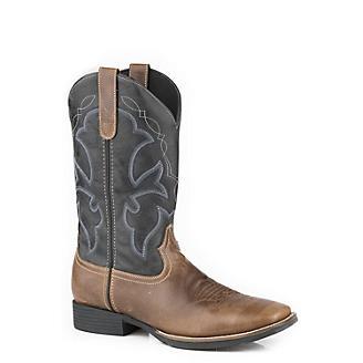 Roper Mens Monterey Sq Toe Boots