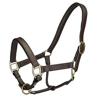 OEQ Leather Halter