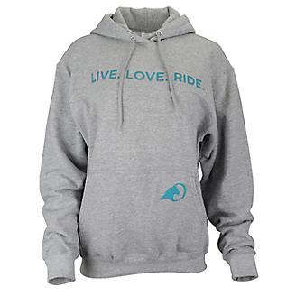 OEQ Live Love Ride Hoodie