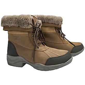 OEQ Ladies Sheepskin Short Boot