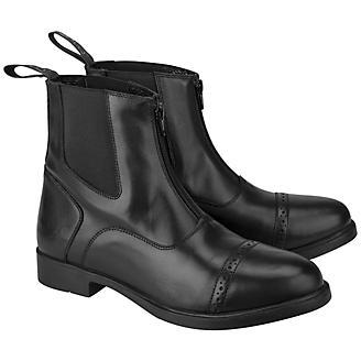 OEQ Kids CoreRide Leather Paddock Boot