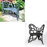 Butterfly Chair - Cast Aluminum