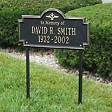 Arlington Memorial Lawn Plaque