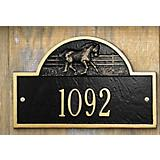 Ranch Stall Arch Marker-One Line
